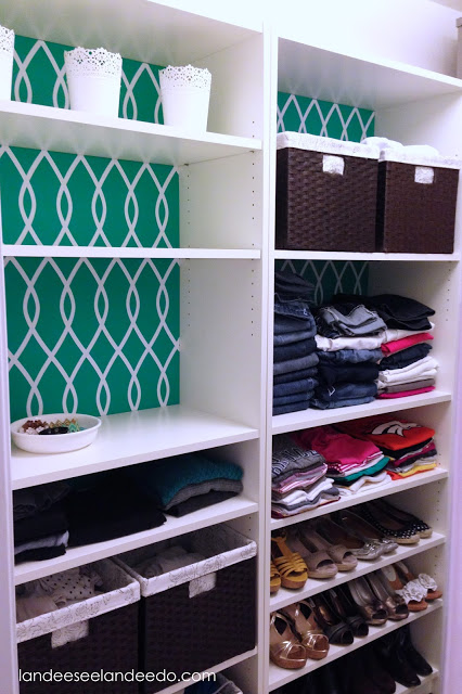 Ikea%2bbilly%2bbookcases%2bcloset%2bmakeover7
