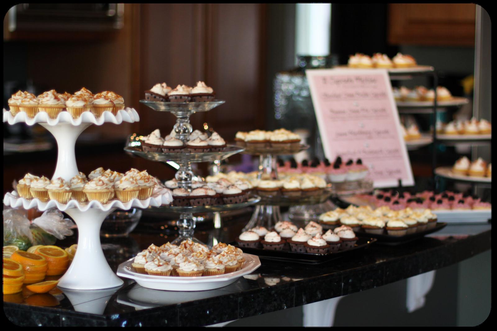 How To Host A Cupcake Tasting landeelu